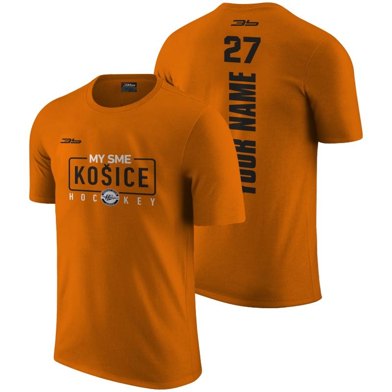42e10263359c Tričko HC Košice 0318 ...