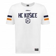 Tričko HC Košice 0217 - biela