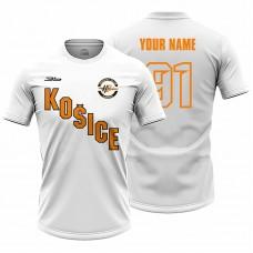 Tričko HC Košice 0120 - biela
