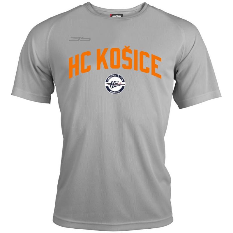 f762dd081d22 Pánske športové tričko HC Košice 0519 ...