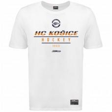 Tričko HC Košice 0717 - biela