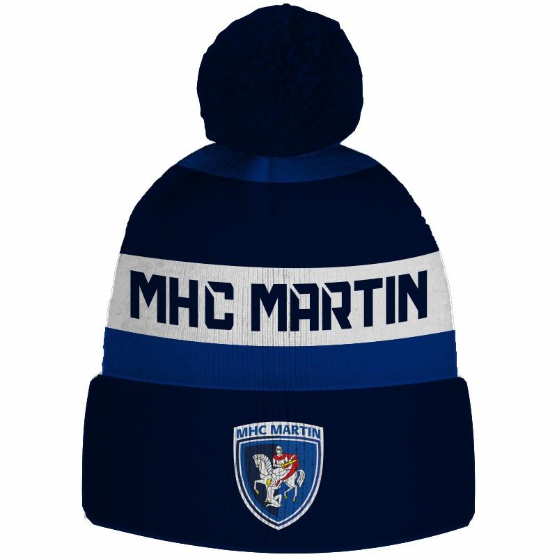 20beb186e Zimná čiapka MHC Martin 0116 | Šály a čiapky | MHC Martin | Hokej ...