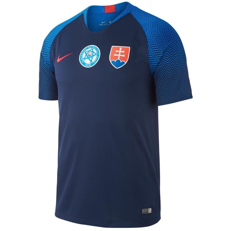 1d3360000efdc Oficiálny dres Nike SFZ 2018/2019 modrý | Slovensko - Official SFZ ...