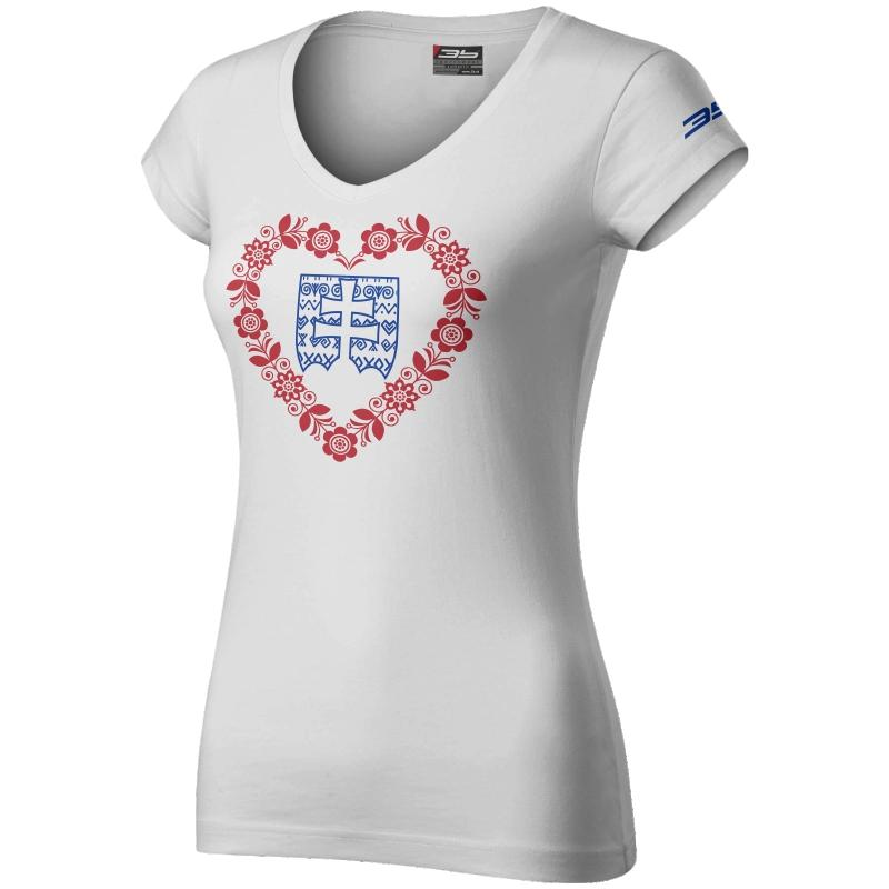 399e84c3bcbe Folk dámske tričko 0219 ...