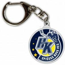 Kľúčenka logo HK Spišská Nová Ves 0116