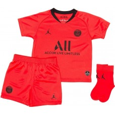 Dres Nike Paris Saint-Germain 2019/20 Away Baby Kit