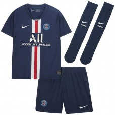 Dres Nike PSG set Breathe Home Little Kids