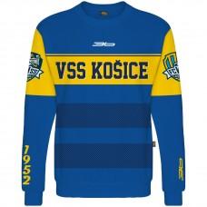 TEPLÁKOVÁ MIKINA FC VSS KOŠICE VZ. 8