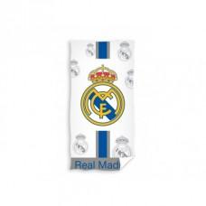 CARBOTEX Bavlnená osuška 75/150cm REAL MADRID White, RM171101