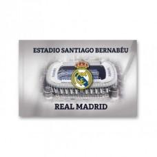 Veľká klubová vlajka 100/150cm REAL MADRID Estadio