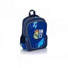Školský / športový batoh REAL MADRID Blue 38cm, RM-121