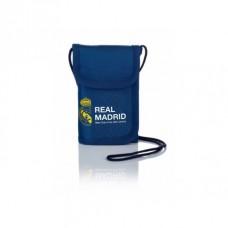 Puzdro na krk / peňaženka REAL MADRID Blue, RM-147