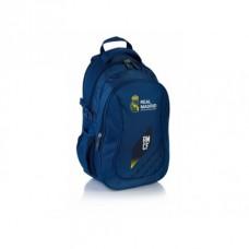 Školský batoh REAL MADRID Blue 46cm, RM-139