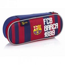 Jednokomorový peračník / puzdro FC BARCELONA, FC-179, 505018003
