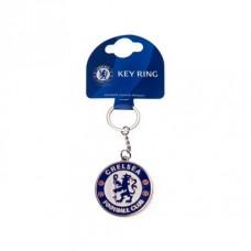 Kovový prívesok na kľúče FC CHELSEA Crest