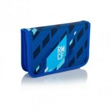 Vyklápací peračník prázdny REAL MADRID Blue, RM-133, 503018006