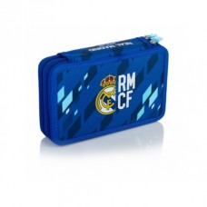 Dvojposchodový peračník bez náplne REAL MADRID Blue, RM-135, 503018008