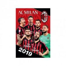Nástenný kalendár 2019 AC MILAN