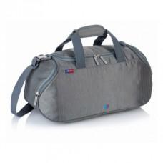 Športová taška FC BARCELONA Grey 48cm, FC-192, 506018004