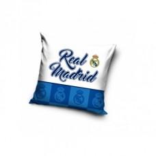 CARBOTEX Obliečka na vankúšik 40/40cm REAL MADRID, RM183050