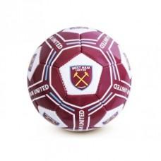 Futbalová lopta WEST HAM Sprint (veľkosť 5)