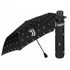PERLETTI® Automatický skladací dáždnik JUVENTUS F.C. Crest, 15214