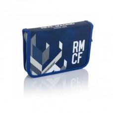 Vyklápací peračník prázdny REAL MADRID Blue, RM-182, 503019006
