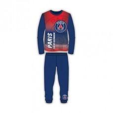 Chlapčenské bavlnené pyžamo PARIS SG Blue - 5 rokov (110cm)