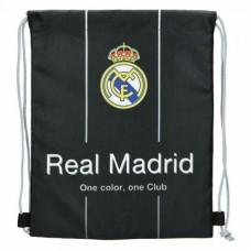 Vrecúško na prezuvky REAL MADRID, 32x26cm