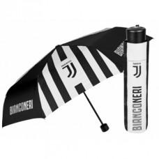 PERLETTI® Skladací dáždnik JUVENTUS Stripe, 15213