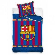 CARBOTEX Obojstranné obliečky FC BARCELONA Crest, 140/200+70/90, FCB161011