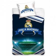 CARBOTEX Obojstranné obliečky REAL MADRID Hala!,140/200+70/80