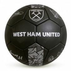 Futbalová lopta WEST HAM Phantom (veľkosť 5)