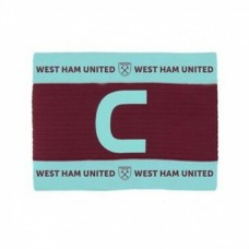 Kapitánska páska na rameno WEST HAM UNITED F.C.