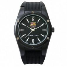 Pánske hodinky FC BARCELONA Čierne