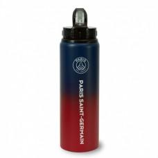 Hliníková fľaša s výsuvnou slamkou PARIS SAINT-GERMAIN F.C. Fade Tritan, 750ml