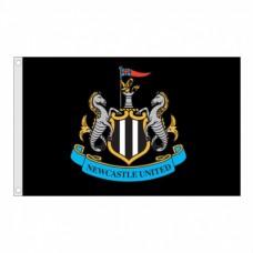 Klubová vlajka 152/91cm NEWCASTLE UNITED F.C. Core