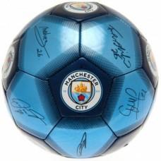 Futbalová lopta MANCHESTER CITY Signature (veľkosť 5)