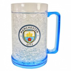 Pohár na pivo MANCHESTER CITY Freezer 400ml