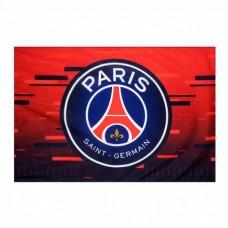 Klubová vlajka 150/100cm PARIS SAINT-GERMAIN F.C. Crest