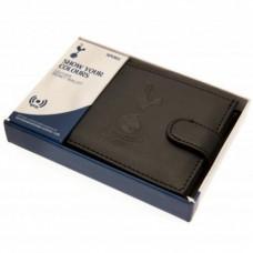 Pánska kožená bezpečnostná peňaženka TOTTENHAM HOTSPUR F.C. RFID
