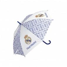 Automatický dáždnik REAL MADRID C.F. White/Blue