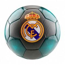 Futbalová lopta REAL MADRID C.F. Green (veľkosť 5)