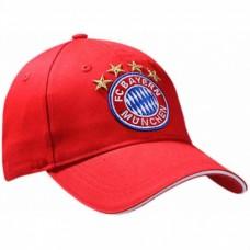 Pánska šiltovka REAL MADRID Bayern München Red 58cm