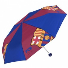 PERLETTI® Skladací dáždnik FC BARCELONA, 15185