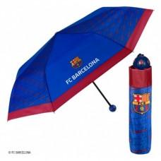 PERLETTI® Skladací dáždnik FC BARCELONA, 15208