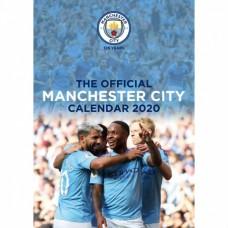 Nástenný kalendár 2020 MANCHESTER CITY