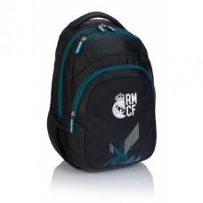 Školský / športový batoh 44cm REAL MADRID C.F. Green, RM-189, 502019013
