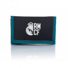 Športová peňaženka REAL MADRID C.F. Green, RM-195, 504019004