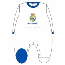 Teplé dupačky s dlhým rukávom REAL MADRID C.F. - 12-18 mesiacov (86cm)